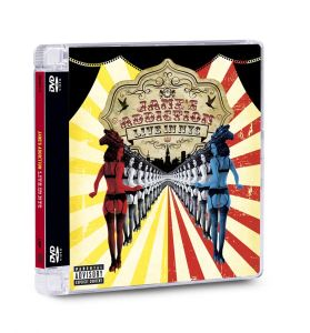 Jane's Addiction  - Live in NYC CDDVD