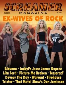 Screamer Magazine July 2013