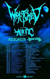 Wretched Tour