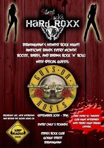 Hard Roxx - September 2013