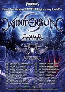 wintersun tour