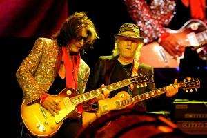 Aerosmith - Photo - Steve Trager 15