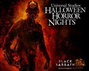 Black Sabbath - Halloween Horror Nights