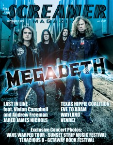 Screamer Magazine September 2013