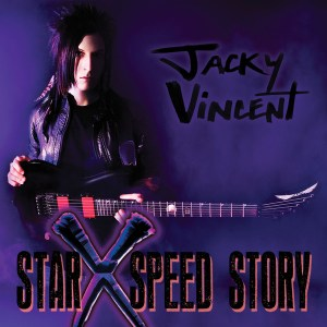 Jacky Vincent - Star X Speed Story