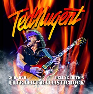 TedNugent_2CD-DVD