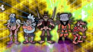 GWAR Animated