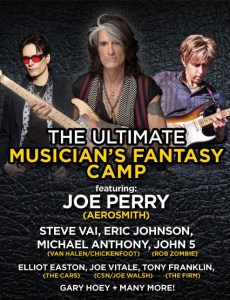 RnR Fantasy Camp-Joe Perry