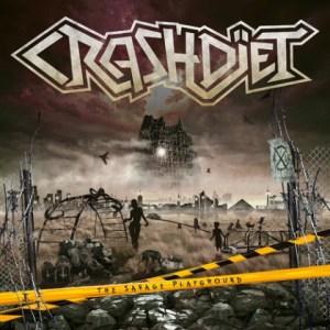 Crashdiet-Savage-Playground cover