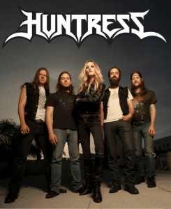 Huntress band pic
