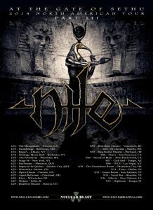 Nile 2014 Tour