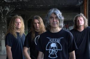 Voivod Band Pic