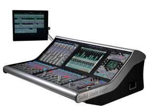 SSL_Live Sound Console