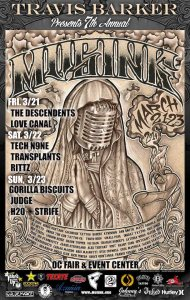 Musink Poster