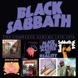 Black Sabbath - The Complete Albums 1970-1978