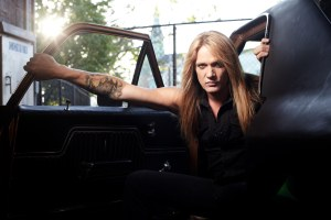Sebastian Bach color pubicity #2 photo credit Clay Patrick McBride