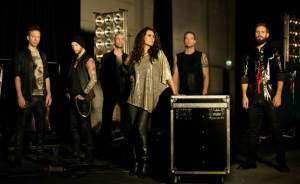 Within Temptation band uncropped