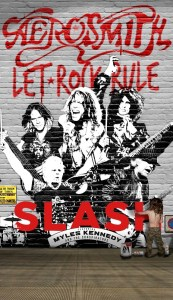 Aerosmith - Let Rock Rule poster