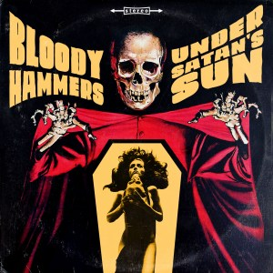 Bloody Hammers-Under satans Sun