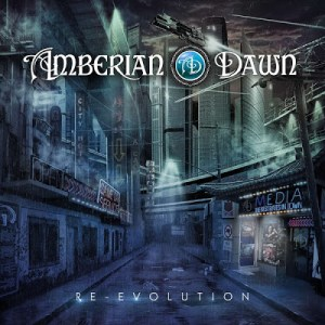 Amberian-Dawn-Re-Evolution-Front-Cover