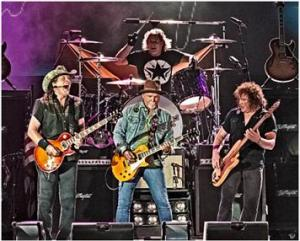 TED NUGENT band 6-9-14