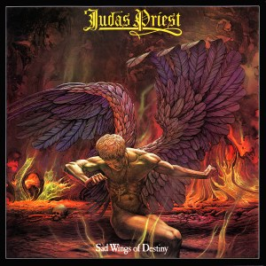 judas priest sad wings of destiny