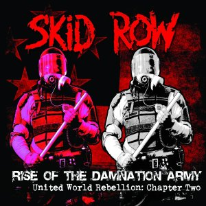 Skid Row Rise Of The Damnation cover