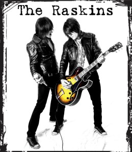 Grunge Frame Raskins Promo 1 F copy