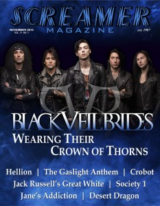 Screamer Magazine November 2014