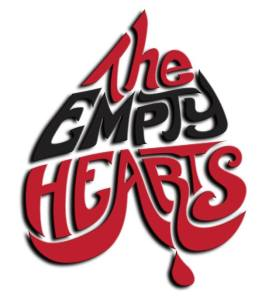 The Empty Hearts CD 10-23-14