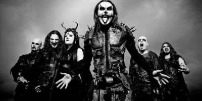 Cradle Of Filth 2015