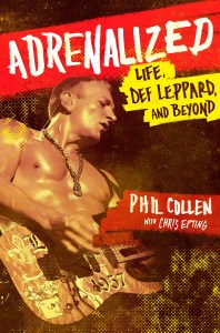 Phil Collen Adrenalized