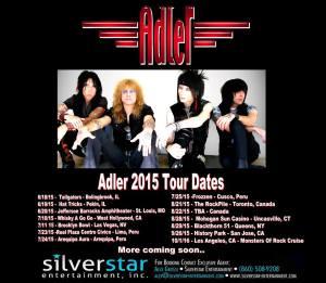 ADLER TOUR 6-3-15