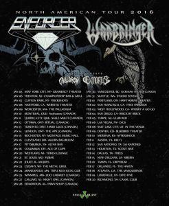 ENFORCER, WARBRINGER TOUR PIC 6-3-15