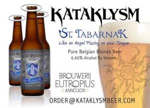 KATAKLYSM BEER PROMO 6-11-15