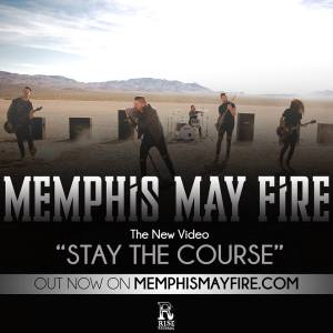 MEMPHIS MAY FIRE VIDEO PROMO FB 6-19-15