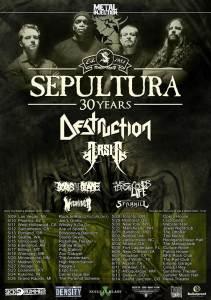 SEPULTURA 6-9-15