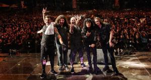 ANTHRAX Promo Live Shot 8-11-15