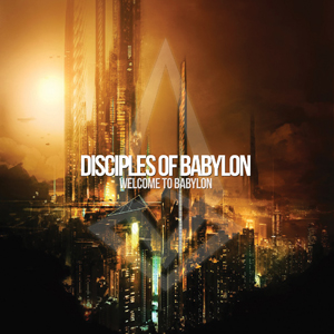 CROP DOB Welcome To Babylon Cover