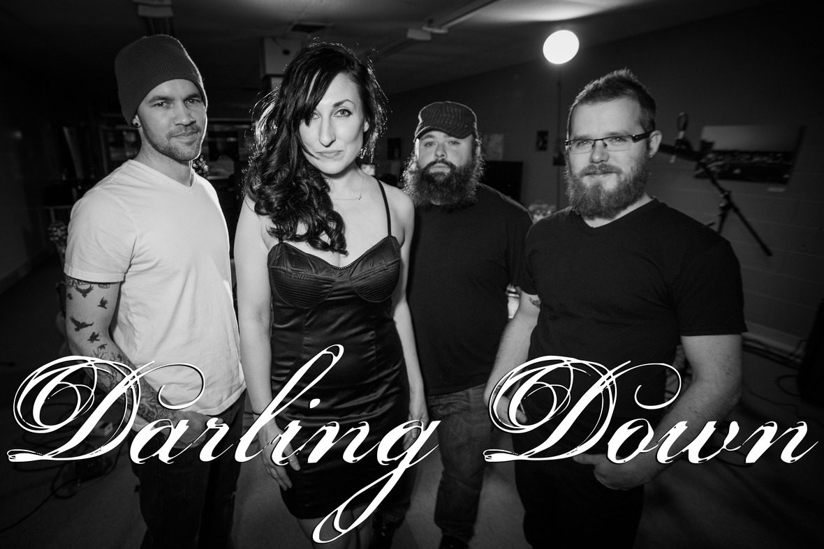 44407a839401 DARLING DOWN RELEASES MUSIC VIDEO FOR COVER OF DEMI LOVATO S