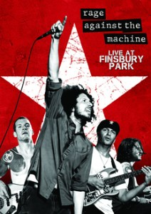 Rage Against The Machine - poster