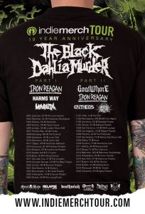 The Black Dahlia Murder - poster