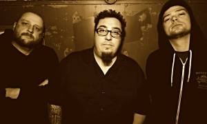 DIRTY DEUCE BLACK AND WHITE BAND PIC