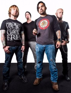 DROWNING POOL - PROMO - 11-20-15