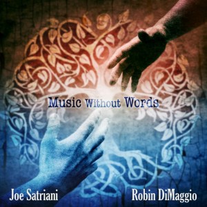 Joe Satriani Music Without Words single 2015