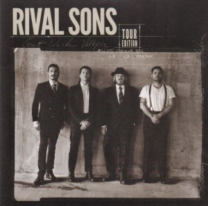 Rival Sons-great western valkyrie TOUR EDITION