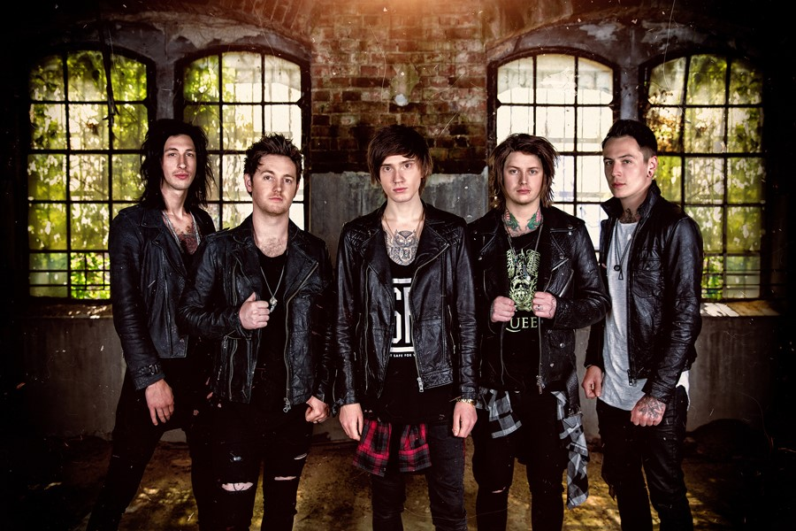 ASKING ALEXANDRIA Direct Support To Bullet For My