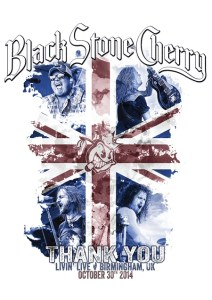 Blacks Stone Cherry