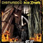 POP EVIL - [rob zombie tour poster] - 2-24-16