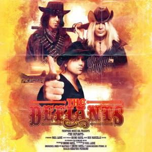 THE DEFIANTS - promo - 3-1-16